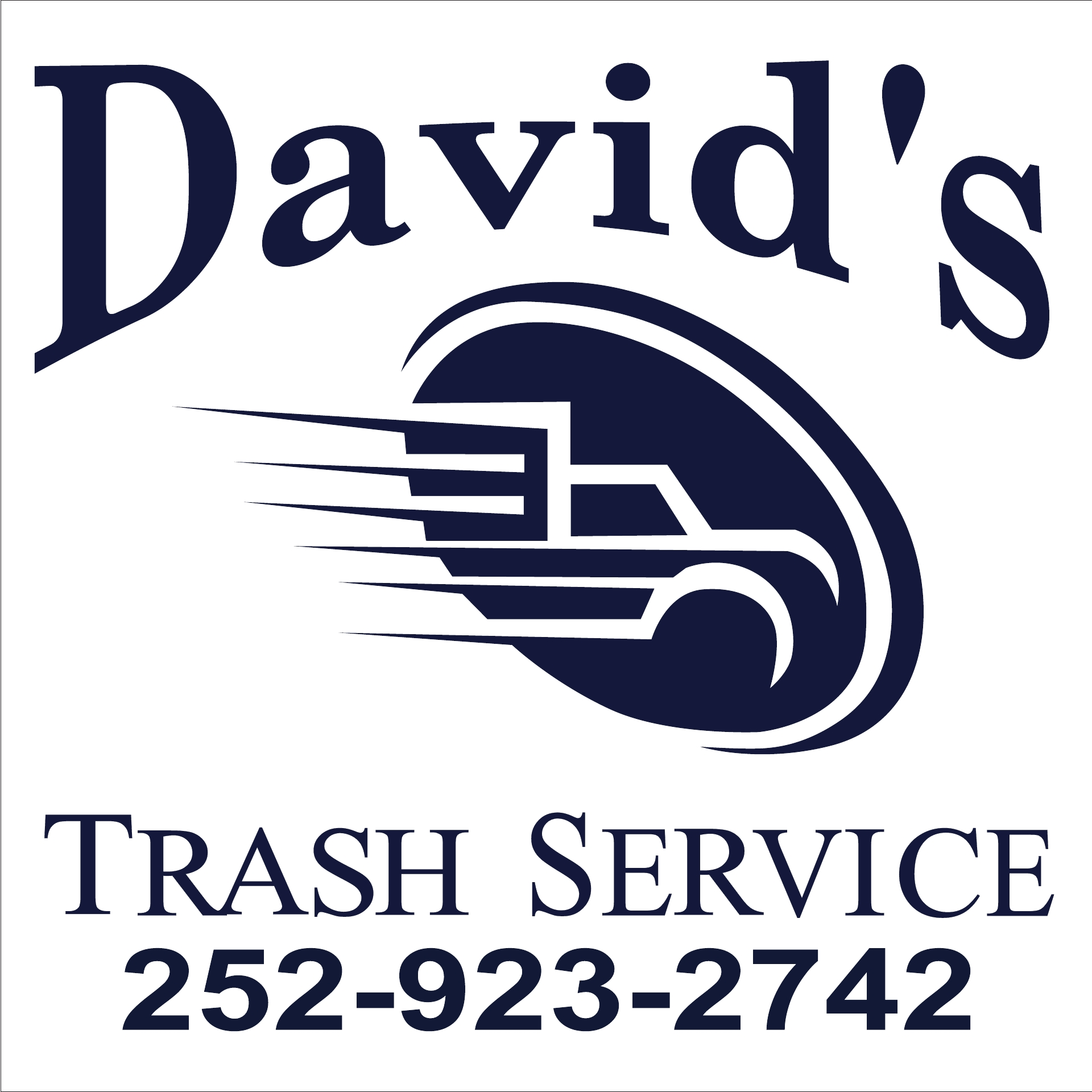 David Trash Logo