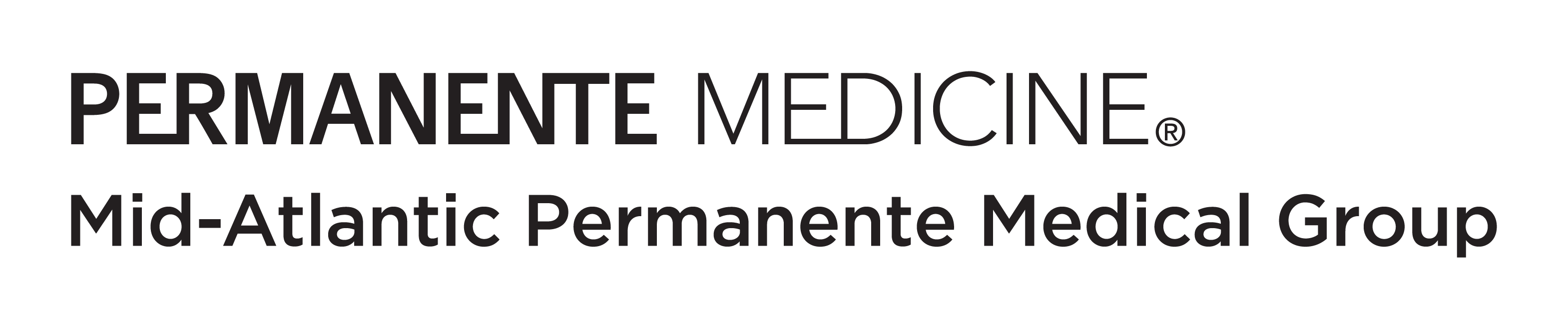 Permanente Medical Group 2019 Logo