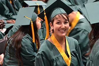 Olivia Graduation