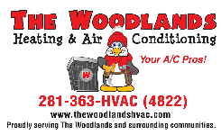 Houston Woodlands HVAC