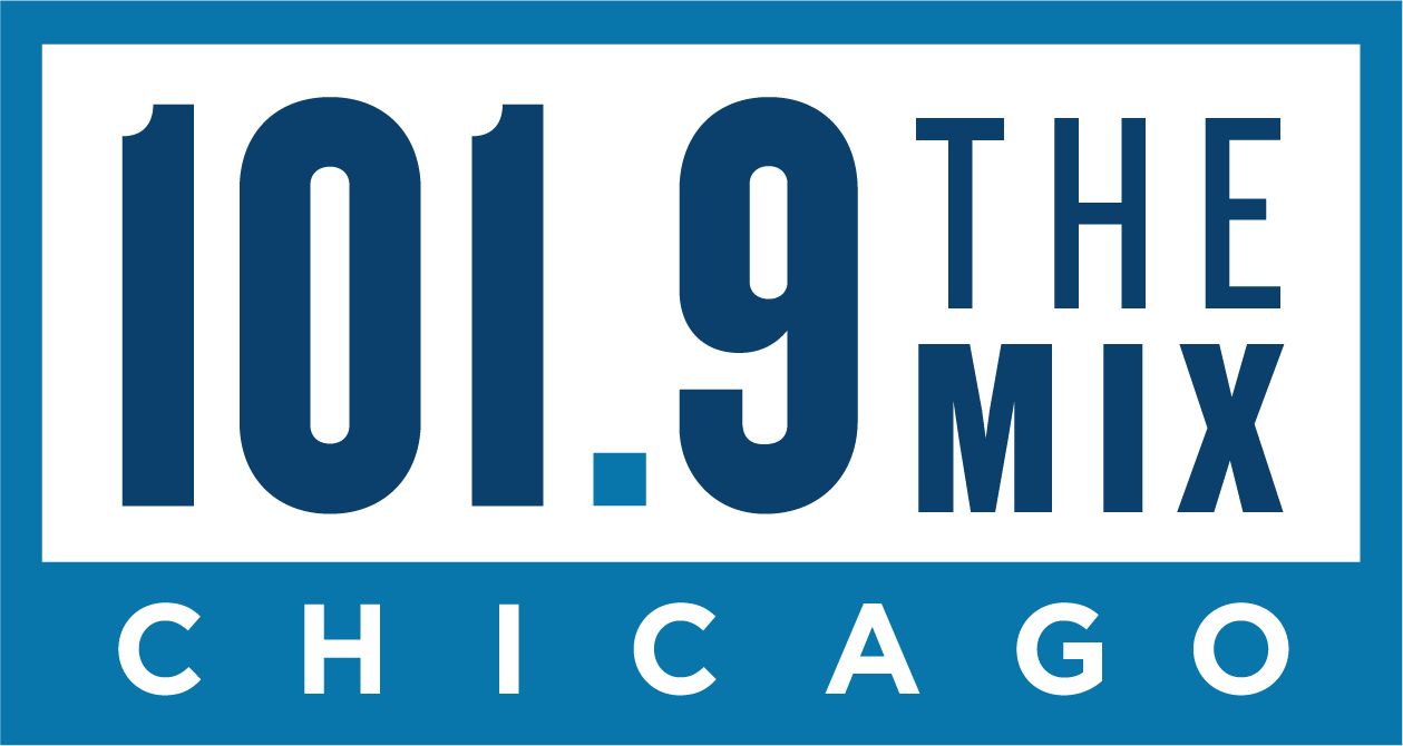 Chicago WALK Sponsor Logo_101.9 The MIX